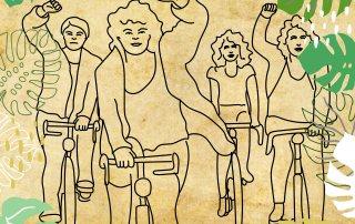 cyclisme au féminin