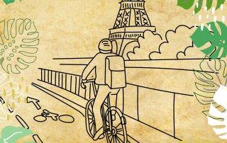 Francilien-nes à vélo